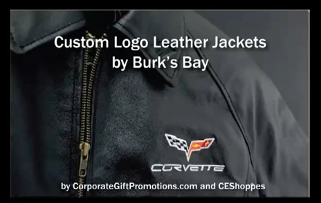 Custom Corporate Logo Leather Jackets Decorating Techniques