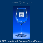 Tasters Engraved Wine Glasses